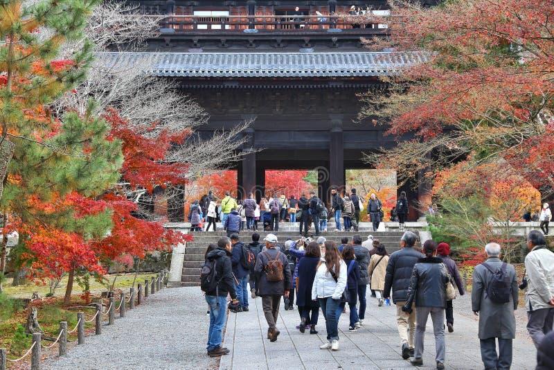 Kyoto Nanzenji Temple royalty free stock photos