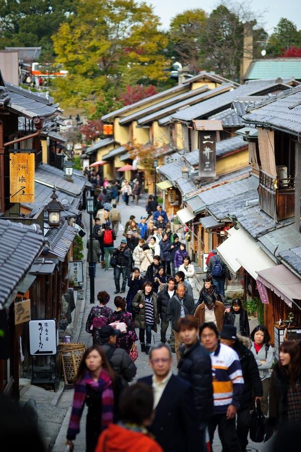 Download Kyoto Old Japan editorial photo. Image of kiyomizu, rental - 17286886