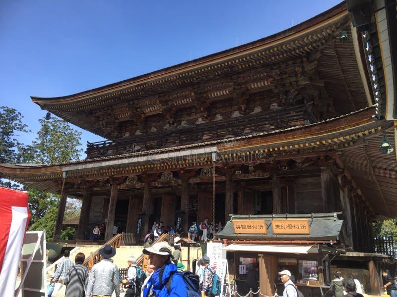 Kyoto-Schrein stockfotos