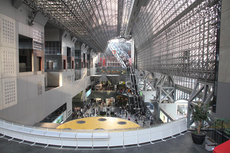 Download Kyoto Station Editorial Stock Photo - Image: 26856433