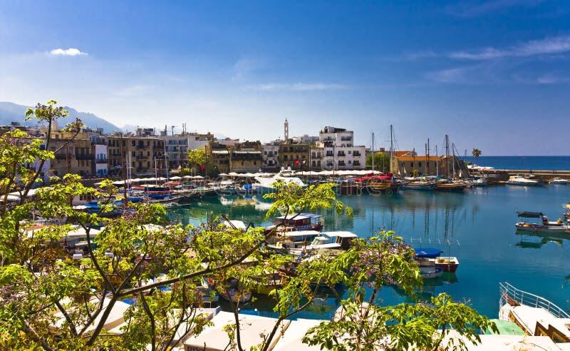 Kyrenia, North Cyprus royalty free stock image