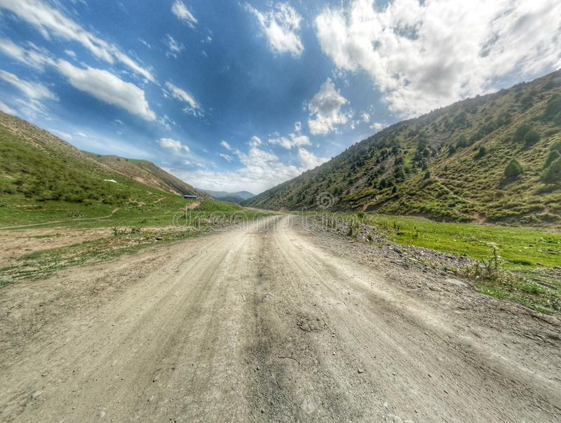 kyrgyzstan стоковые фотографии rf