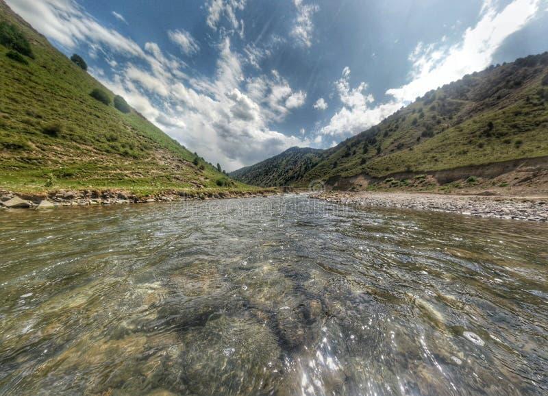 Kyrgyzstan royalty free stock photography