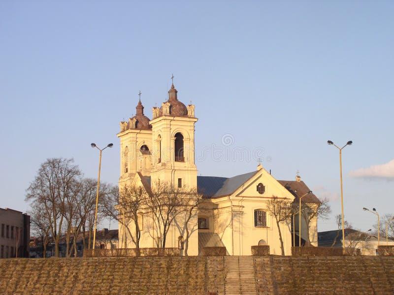 kyrka royaltyfria foton