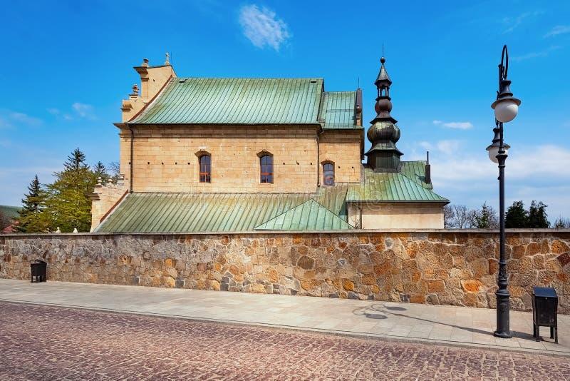 Kyrka av Capucine Friars fotografering för bildbyråer
