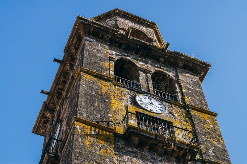 Kyrka av den obefläckade befruktningen, Tenerife royaltyfri foto