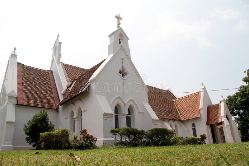 Kyrka av helgonet Stephan royaltyfria foton