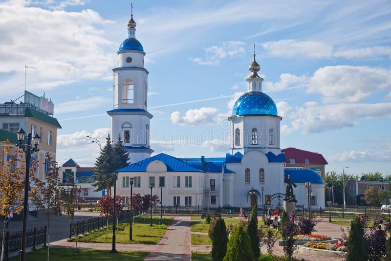 Kyrka av Maloyaroslavets royaltyfria bilder