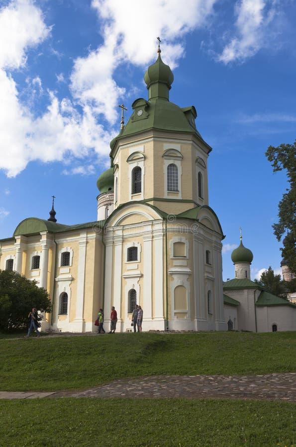 Download Kyrka Av St Kirill Belozersky I Den Kirillo-Belozersky Kloster Redaktionell Arkivbild - Bild av oklarheter, ortodoxt: 76703142