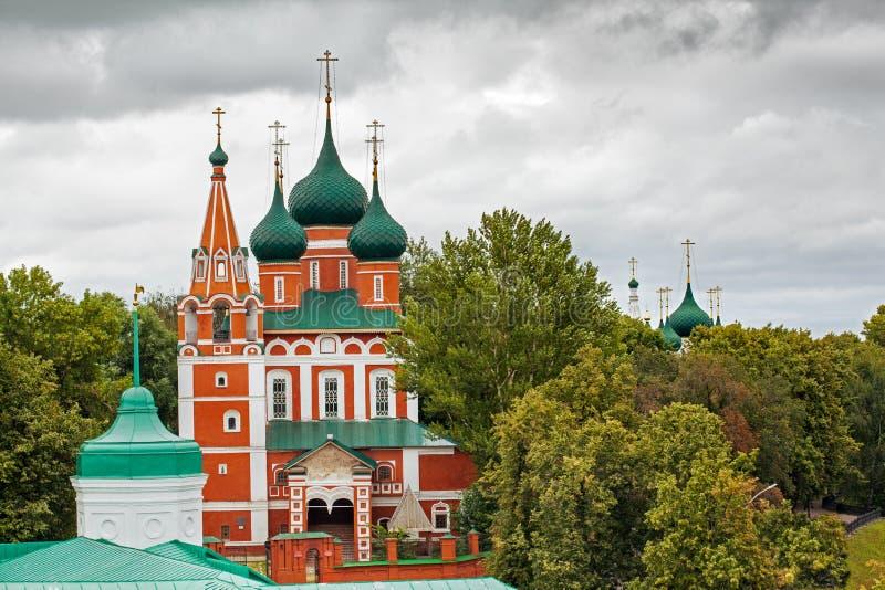 Kyrka av St Michael ärkeängeln fotografering för bildbyråer