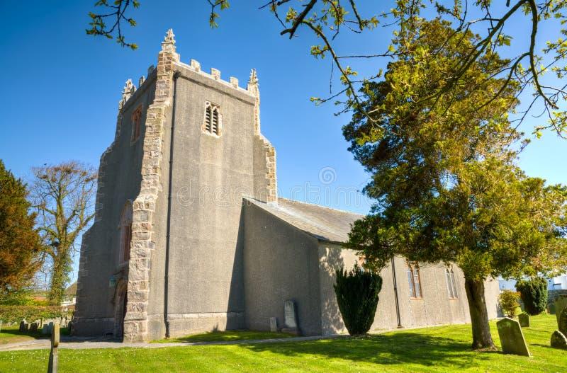 Kyrka för St Cuthberts royaltyfri fotografi