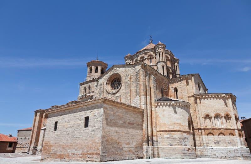 Kyrka i Toro, Zamora, Spanien arkivfoto