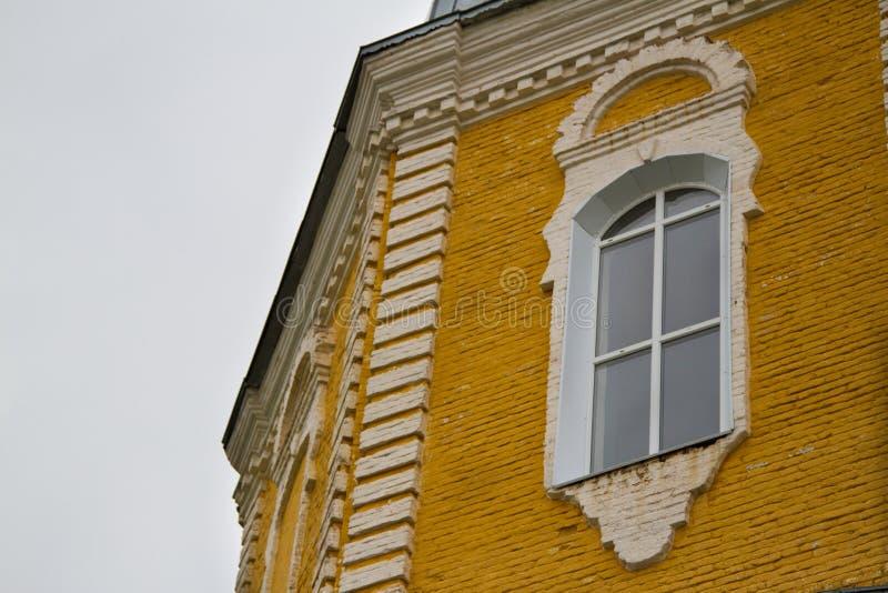 Kyrka - materielbild arkivfoto