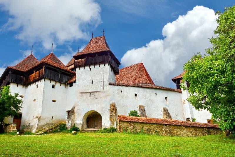kyrka stärkt viscri arkivbilder