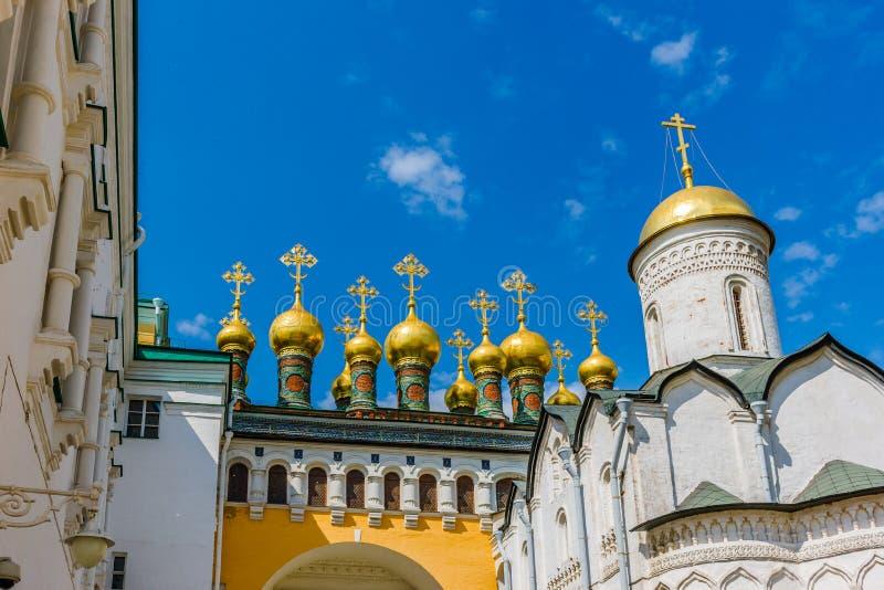 Kyrkan av att lägga vår dams heliga ämbetsdräkt royaltyfri foto