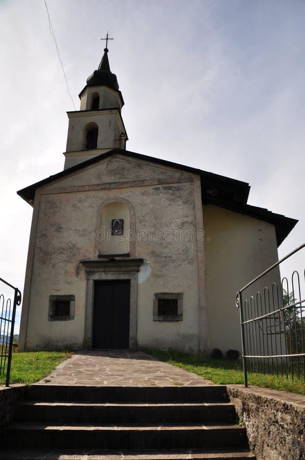 Kyrkan av Santa Maria della Neve bussar royaltyfri bild