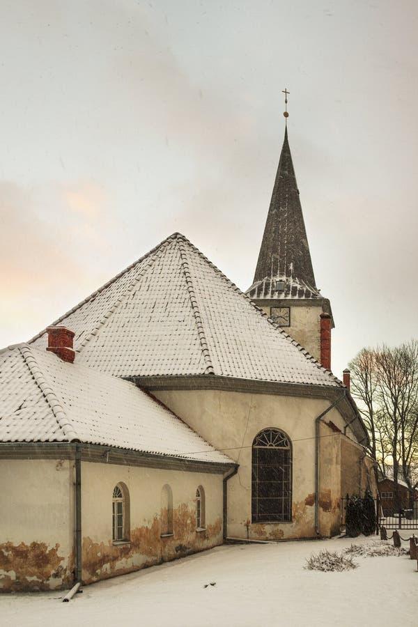 kyrklig lutheran arkivbild
