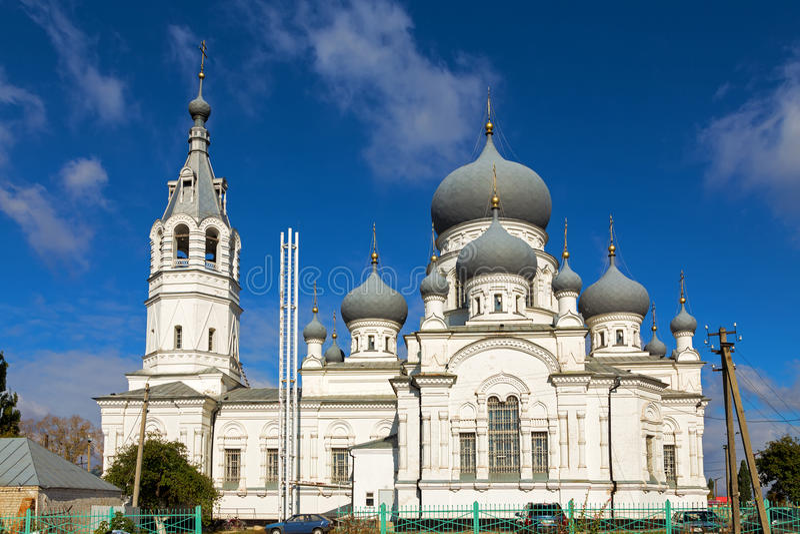kyrklig nativity ankh Ryssland fotografering för bildbyråer