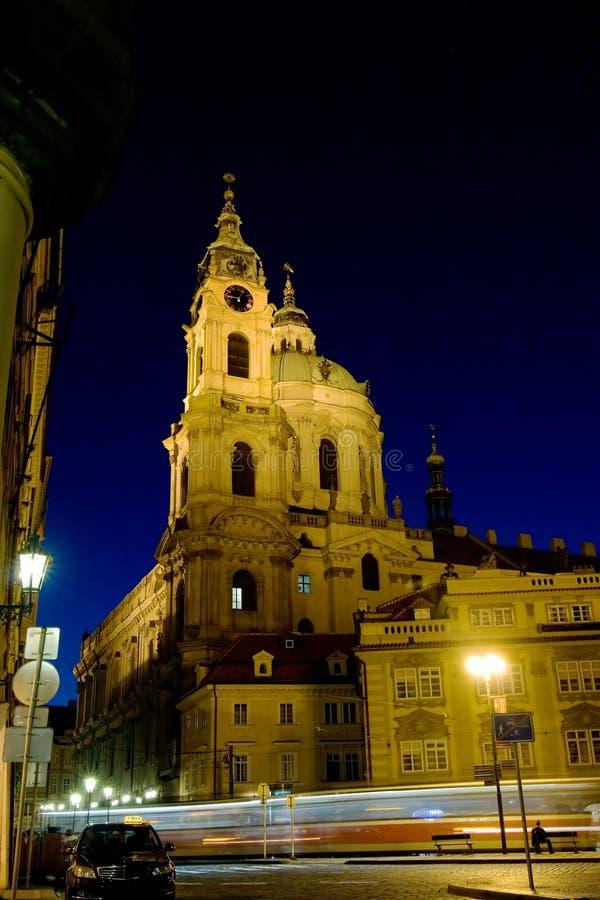 kyrklig nicholas nattst arkivbilder