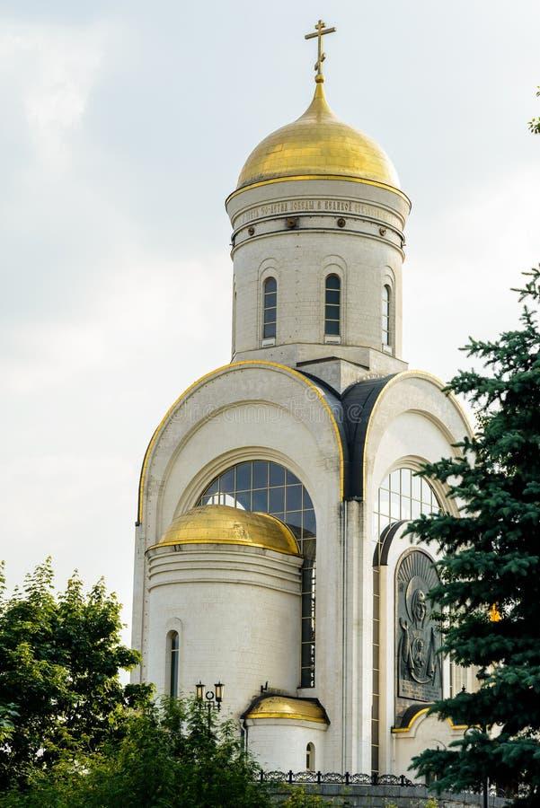 kyrklig ryss arkivfoto