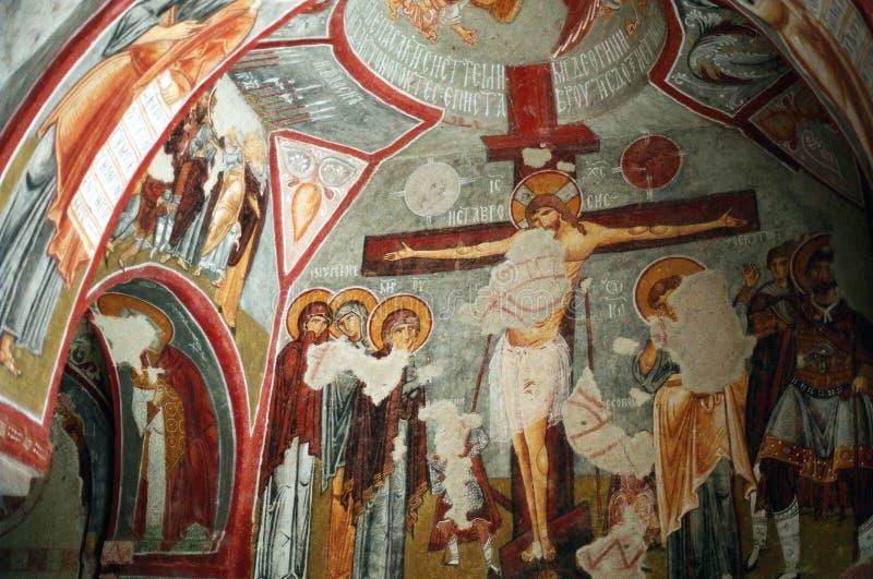 kyrklig subterranean kalkon royaltyfria bilder