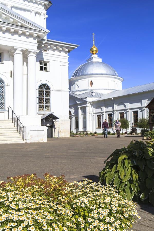 kyrklig yaroslavl royaltyfri fotografi