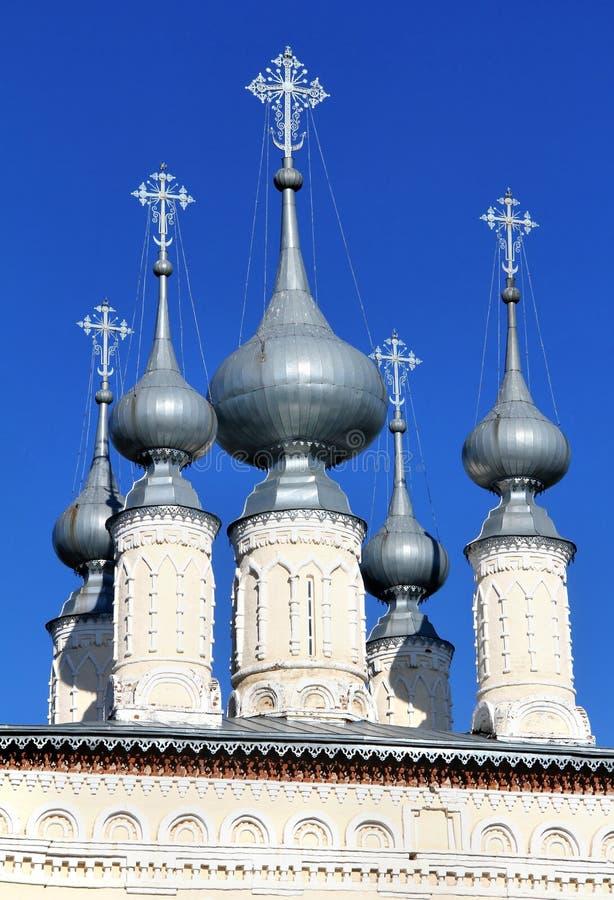 kyrkliga cupolas royaltyfria bilder