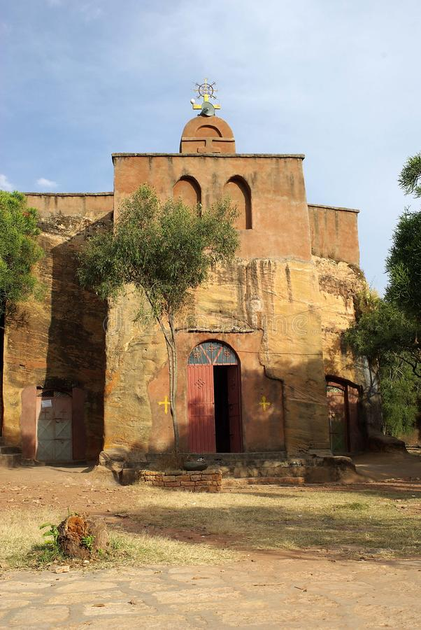 kyrkliga ethiopia arkivfoton