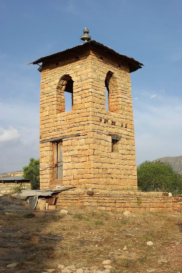 kyrkliga ethiopia arkivbild