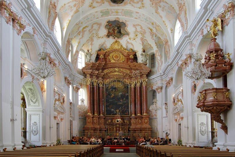 kyrkliga jesuits arkivfoton