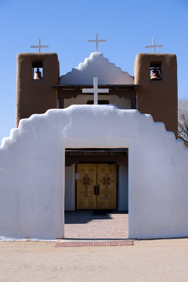 kyrkliga pueblotaos arkivfoto