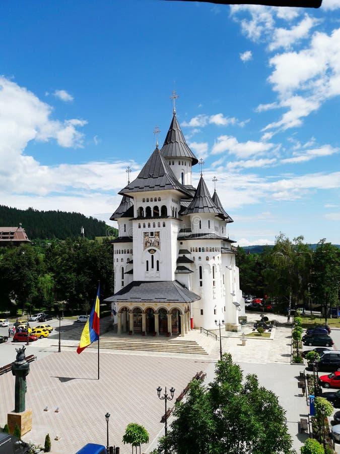 kyrkliga Rumänien royaltyfria foton