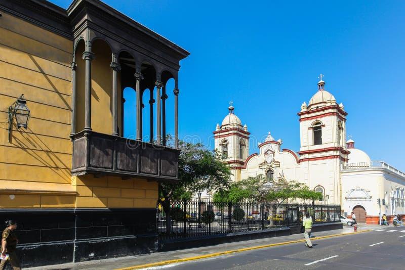 Kyrkliga San AgustiÂn arkivbilder
