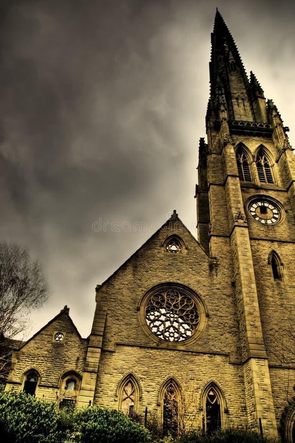 kyrkligt gammalt arkivfoton