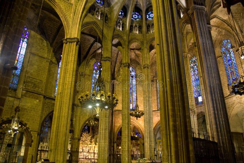 kyrkligt gotiskt arkivfoton