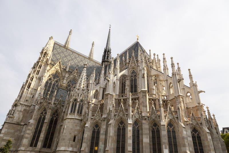 kyrkligt gotiskt gammalt royaltyfri bild
