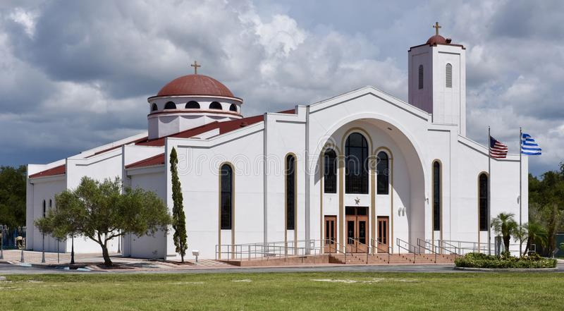 kyrkligt grekiskt ortodoxt royaltyfri foto