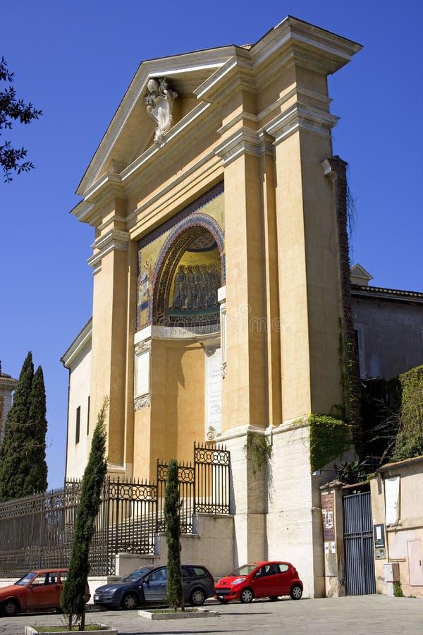 Kyrkligt heligt holiesrome Italien kapell royaltyfria bilder