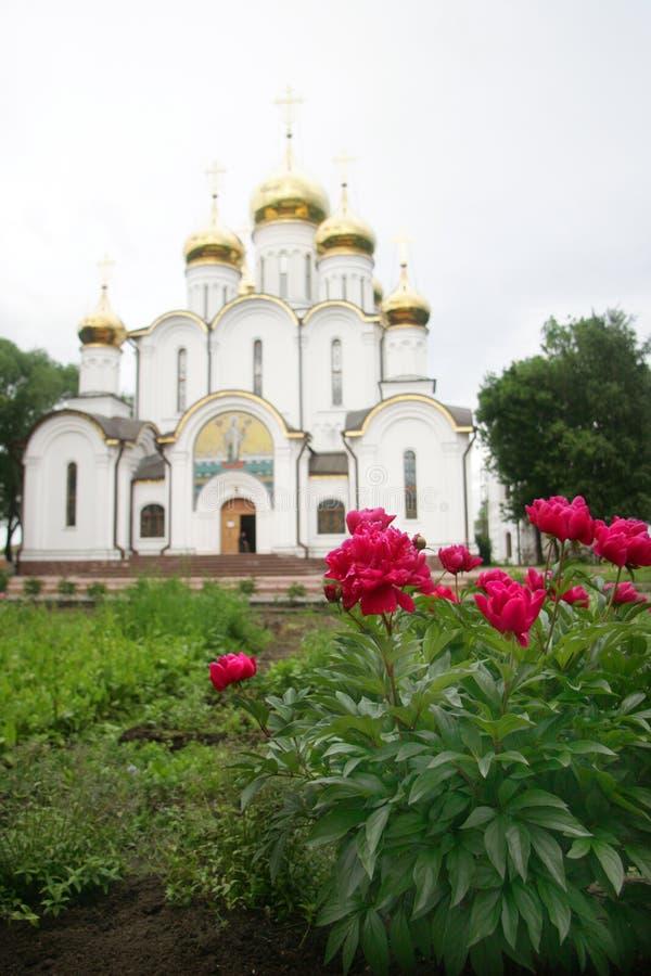 kyrkligt ortodoxt arkivfoto