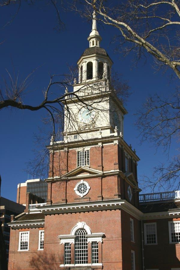 kyrkligt philadelphian royaltyfri fotografi