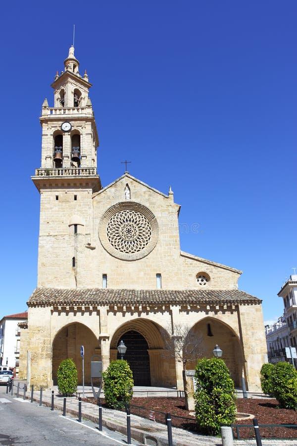 Iglesia de San Lorenzo royaltyfri foto