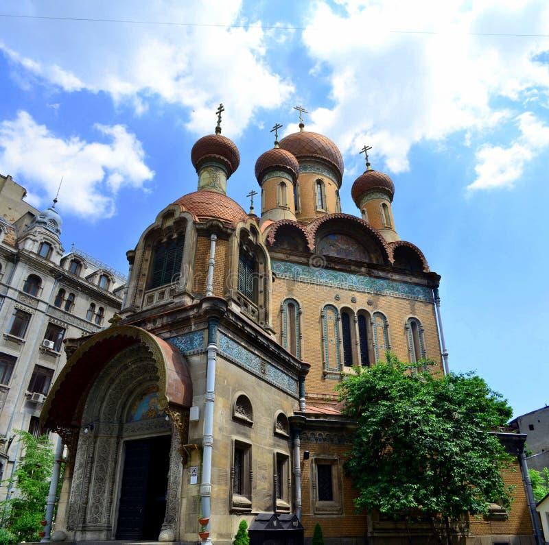 kyrktaga ortodoxt arkivbilder