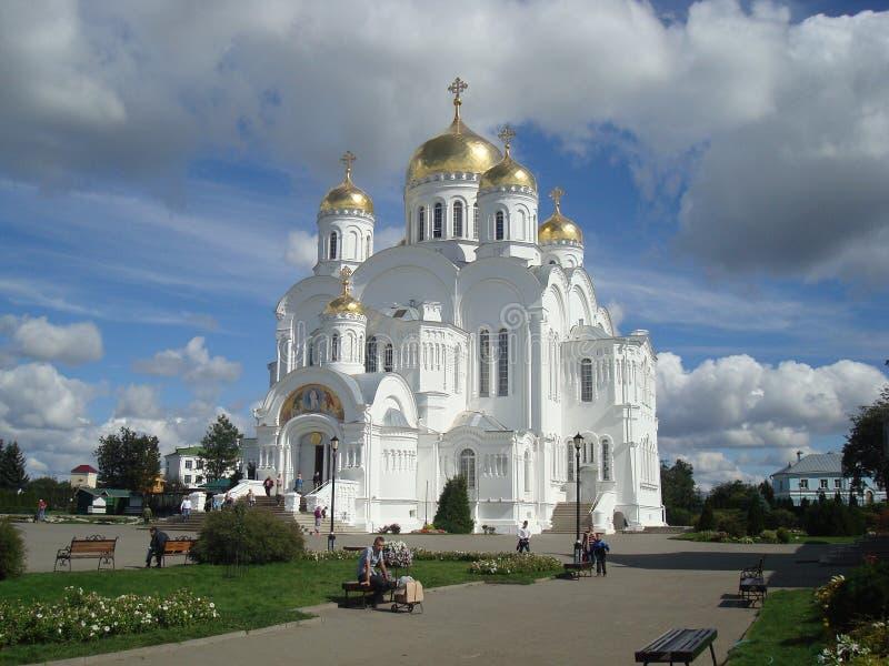 kyrktar ortodoxt royaltyfri fotografi