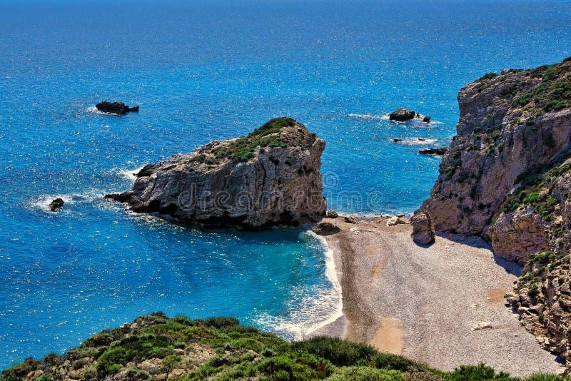 Kythera, Griechenland lizenzfreie stockfotografie