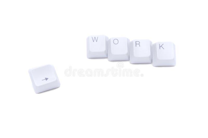 Là ` s un travail pour vous ! photos libres de droits