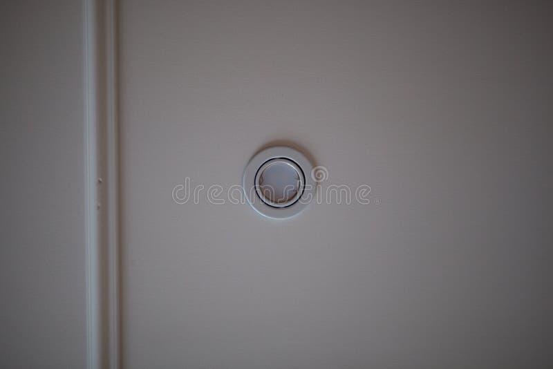 lámpara al techo Techo del estiramiento fotografía de archivo libre de regalías