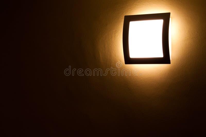 Lámpara artística imagen de archivo libre de regalías