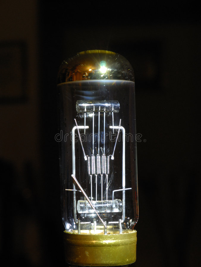 Lámpara compleja imagen de archivo