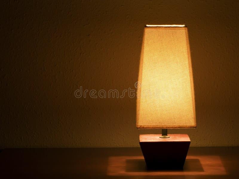 Lámpara de cabecera imagen de archivo libre de regalías