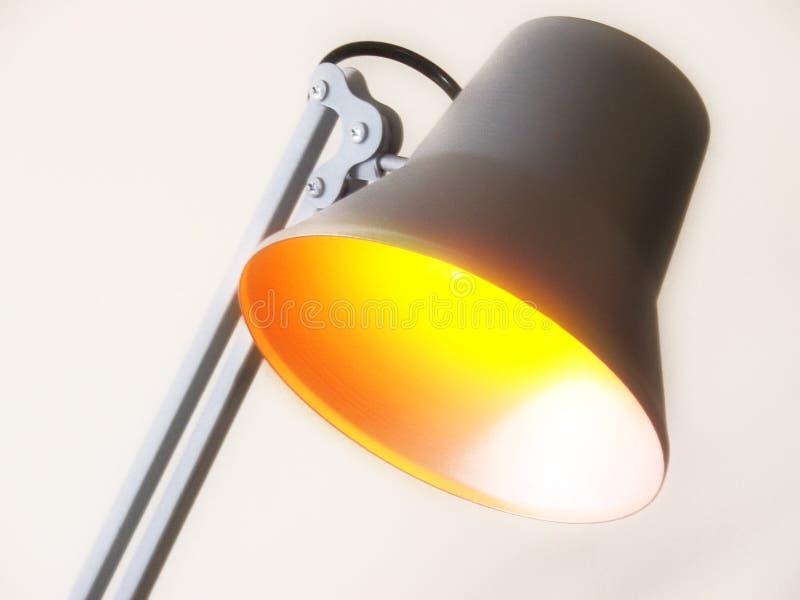 Lámpara de escritorio fotografía de archivo libre de regalías